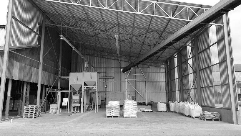 Calore Pellet Factory
